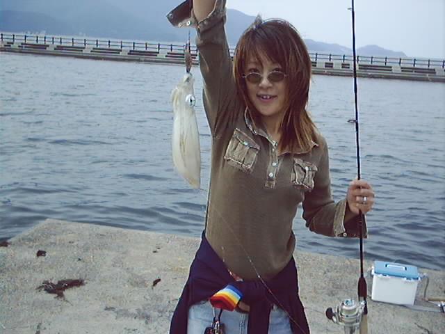 福井 イカ 釣り